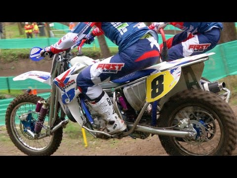 World Championship Sidecarcross 2017: Dutch Grand Prix, Oldebroek (time practice)