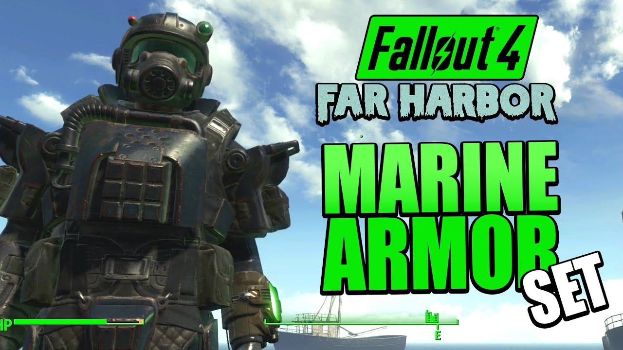 Marine Combat Armor