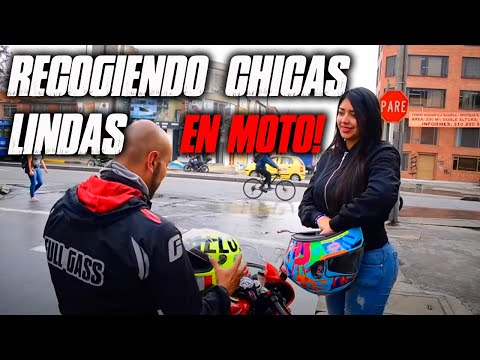 RECOGIENDO CHICAS LINDAS | CUPER #FULLGASS