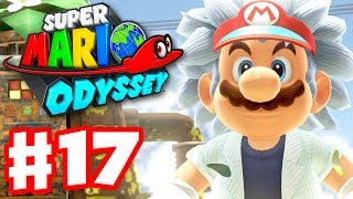 Super Mario Odyssey - Gameplay Walkthrough Part 17 - More Wooded Kingdom! (Nintendo Switch)