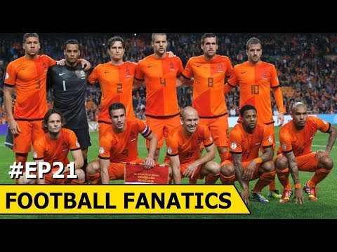 The Dutch have never won a World Cup | Extreme Sports  | Football Fanatics | Episode 21