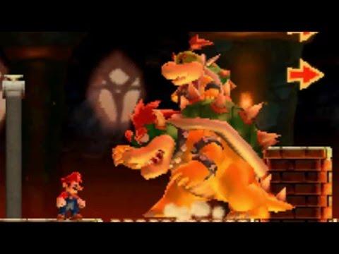 Super Mario Maker 3DS - Super Mario Challenge 100% Walkthrough Part 2: World 3 & World 4