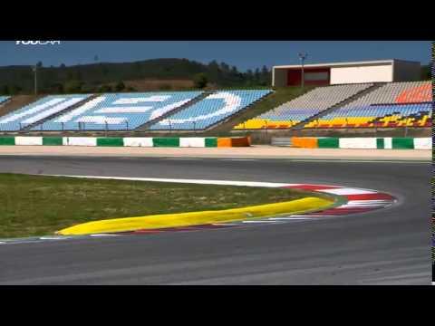 Porsche Cayman GT4 Full throttle test on racetrack  cheap
