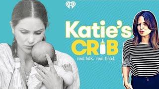 Katharine McPhee Foster - Birth story, breastfeeding and postpartum @ Katie's Crib (24 April 2021)
