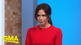 Victoria Beckham talks beauty tips, family and Spice Girls reunion