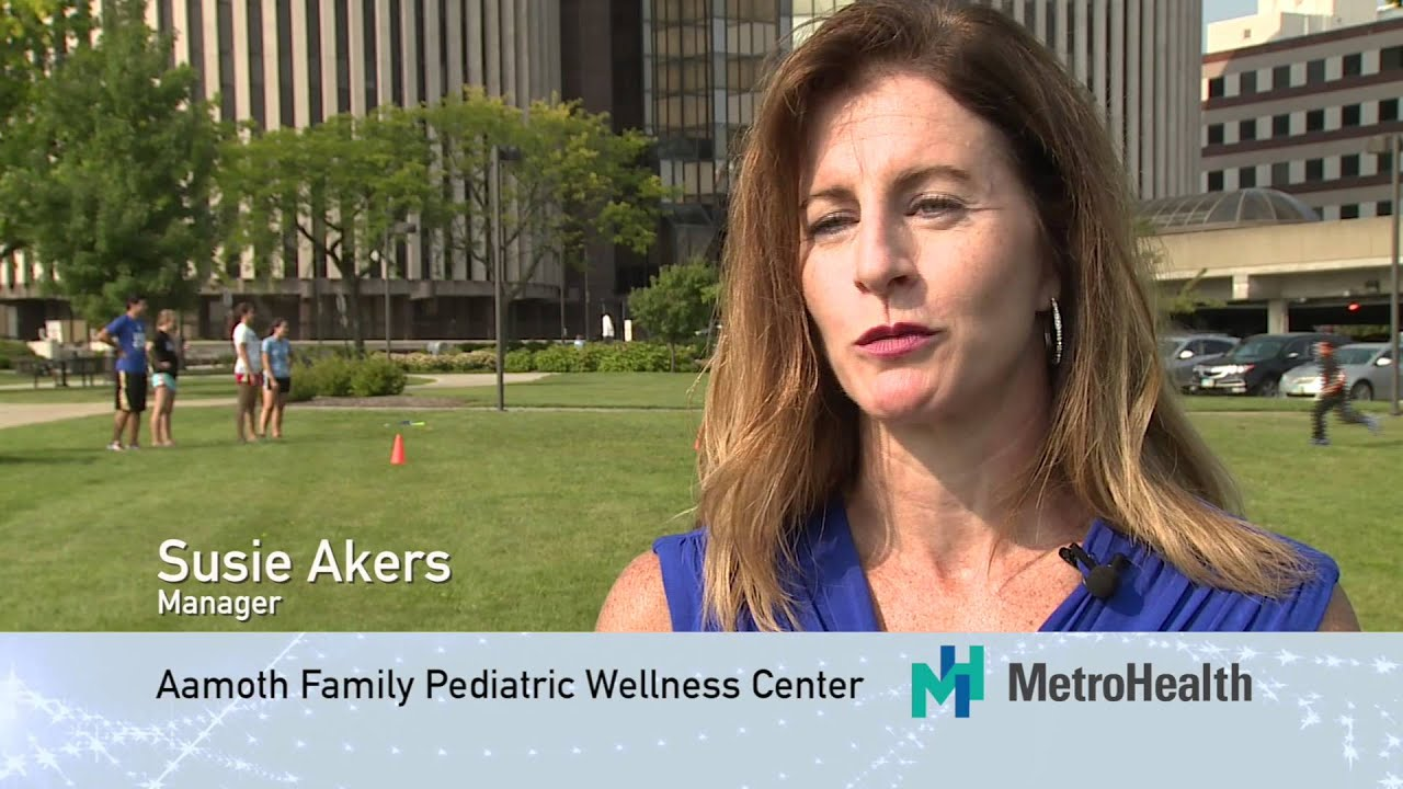 The MetroHealth Aamoth Family Pediatric Wellness Center