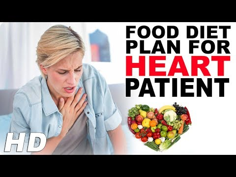 Food diet plan for heart patient or after by pass surgery | हार्ट अटैक के बाद कैसा खाना खाये देखे|
