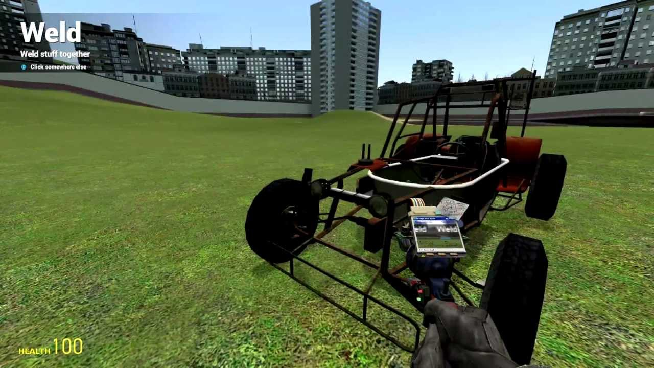 How to make a car in Garrys Mod 82