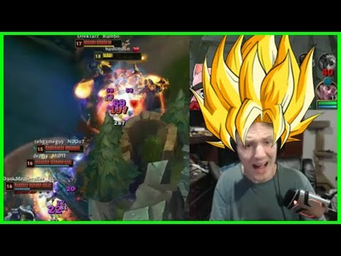 HASHINSHIN GOES EVEN FURTHER BEYOND ! - Best of LoL Streams #396