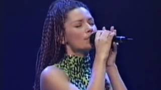 Shania Twain I Won T Leave You Lonely Come On Over Tour