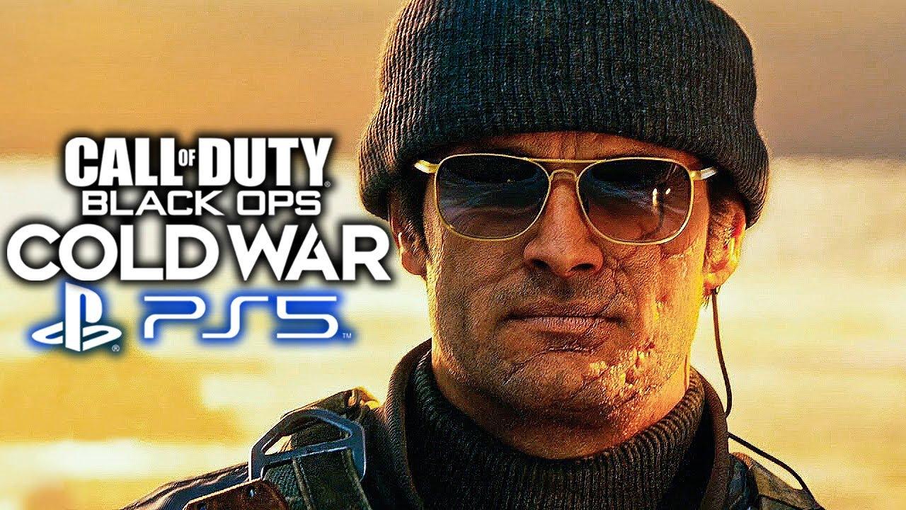 Call Of Duty Black Ops COLD WAR - CAMPAÑA COMPLETA *PS5 FINAL ALTERNATIVO* - AlphaSniper97