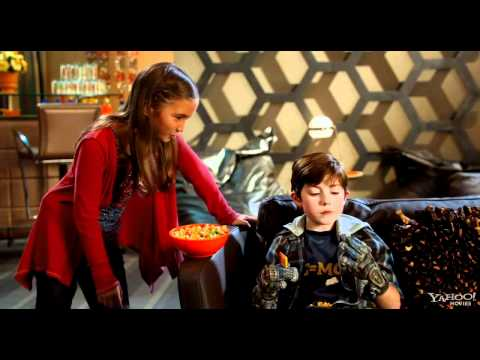 Spy Kids 4 : All the time in the world - Official HD trailer