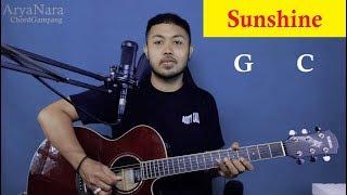 Chord Gampang (Sunshine - The Panturas) by Arya Nara (Tutorial Gitar) Untuk Pemula