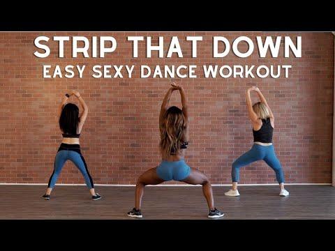Strip That Down Dance Choreography | Liam Payne ft Quavo | Flirty Hip Hop Dance Workout