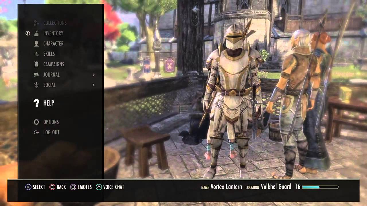 The Elder Scrolls Online: Tamriel Unlimited How to upgrade to Steel Armour  /Weapons