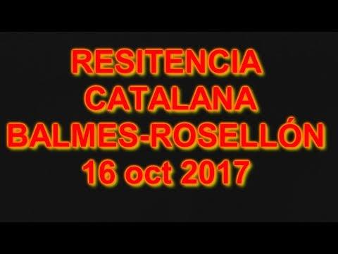Resistencia Catalana Balmes-Rosellón