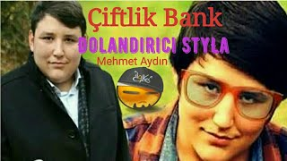 Çiftlik Bank Mehmet Aydın Rap Videoları Dolandırıcı Tosun Çıplak Gösteren Gözlük Time