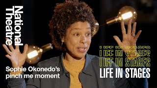 What's it like when President Obama sees a show? Sophie Okonedo Tells All | Life in Stages