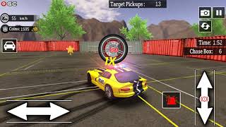 Police Car Real Drift Simulator - Speed Police Car Games - Android Gameplay FHD