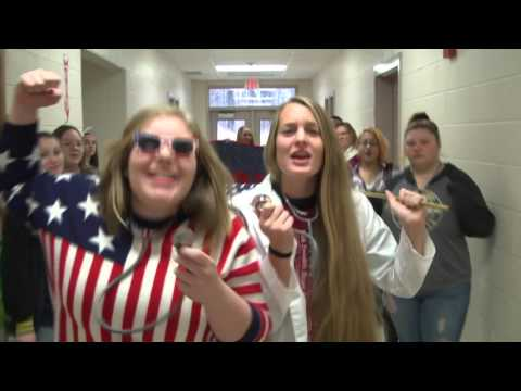 GST BOCES 2016 Lip Dub - Eye of the Tiger/ Shut Up and Dance