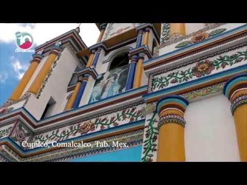 Agosto mes de la VIRGEN ASUNCION DE MARIA - Cupilco, Comalcalco, Tabsco, México.