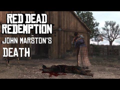 Red Dead Redemption - John Marston's Death - Saddest Game Moment