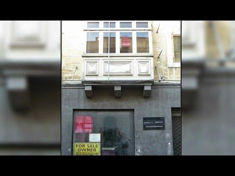 Malta Property For Sale | Townhouse Class 4 | Hamrun