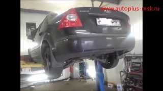 видео форд фокус 2 катализатор