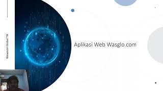 "Download PROYEK-143-WGTIK-TelU-2020  Aplikasi Kelas Virtual Berbasis Website ""Wasglo.com"""