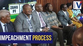 WATCH: Zanu-PF initiates Mugabe impeachment process thumbnail