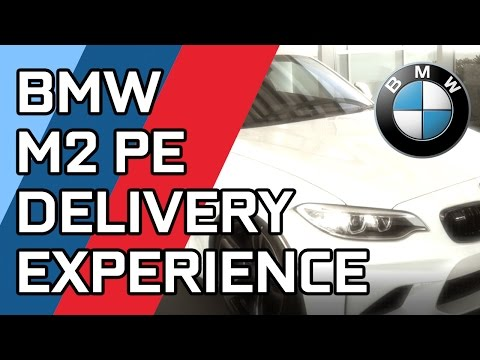 BMW M2 Performance Edition Delivery Experience