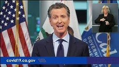 Governor Newsom gives an update on California's coronavirus (COVID-19) response   April 7, 2020