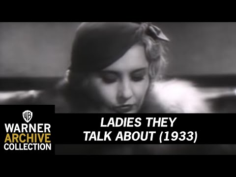 Ladies They Talk About is listed (or ranked) 11 on the list The Best Pre-Code Movies