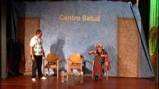 "OBRA TEATRAL Y MÚSICAL ""PATIO ANDALUZ"""