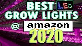 BEST LED GROW LIGHTS AMAZON (2020)