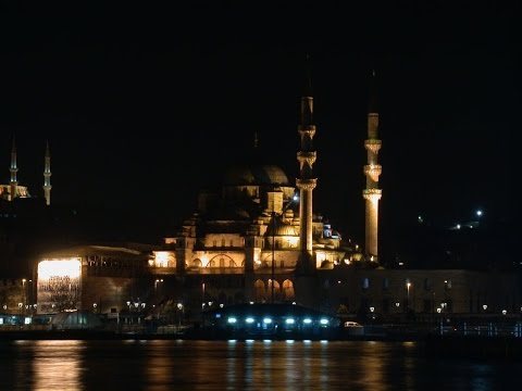 Yeni Valide Mosque in Istanbul - Turkey | Islamic Videos