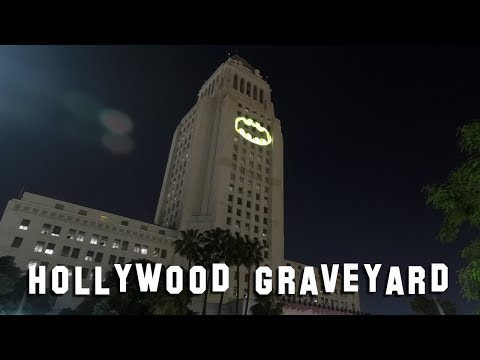 Hollywood Graveyard - The BATMAN Special