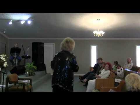 Glenda Jackson impartation service 3-29-13 part 1 of 2