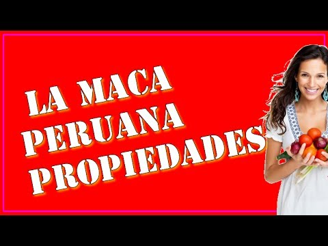 Maca Peruana Beneficios - Superalimento Vitalidad y fertilidad