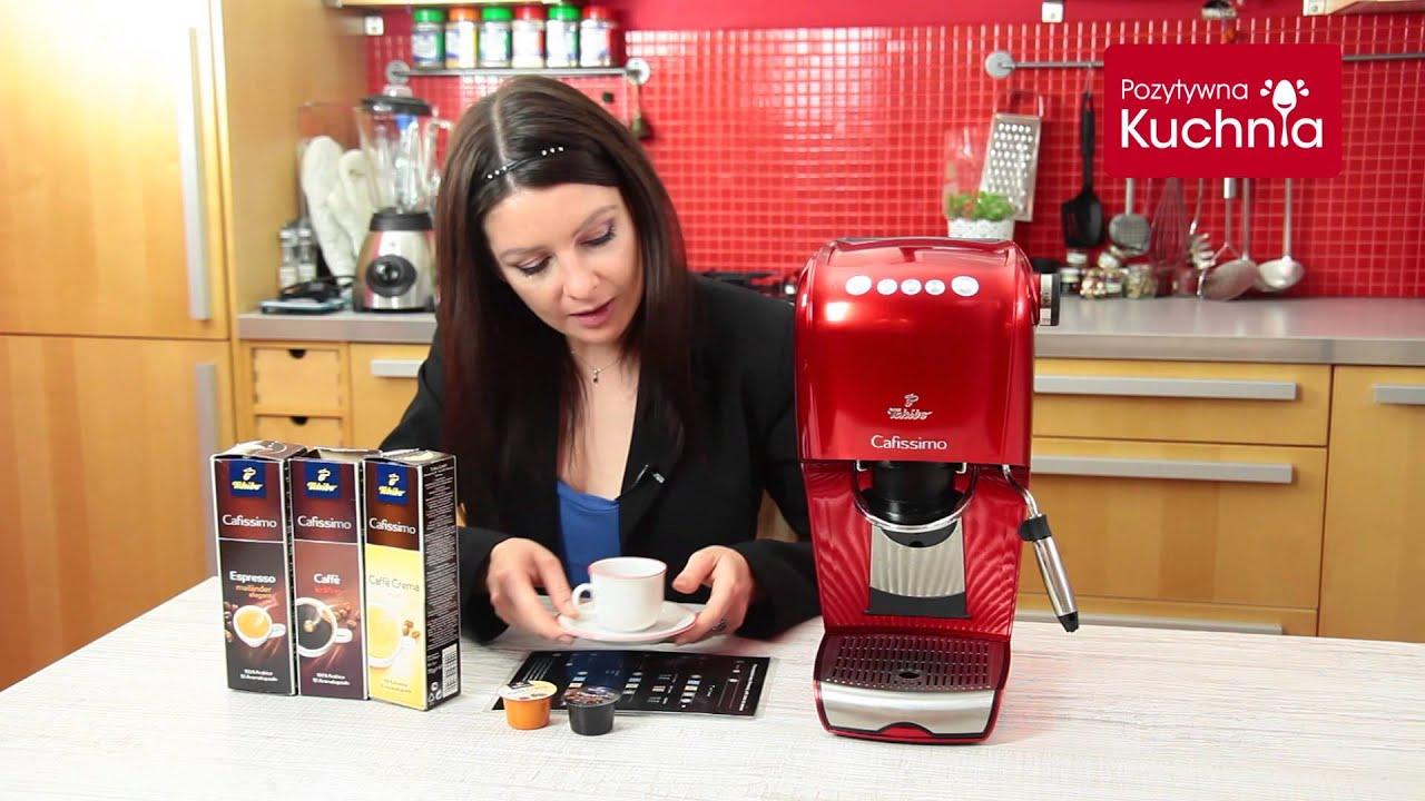 e4cd5ddcf9dcb Ekspres do kawy Tchibo Cafissimo - recenzja | DOROTA.iN - YouTube