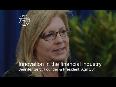 Innovation in the financial industry - What is innovation?