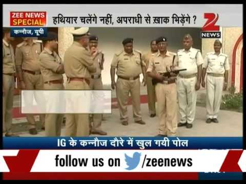 Comedy Nights With U.P. Police| Inside story of U.P. Police's mock drill, Part-1