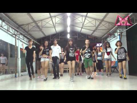 Keyshia Cole - Fallin' Out Dance Cover by BoBo's class