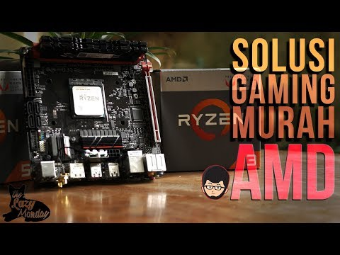 Gaming Murah Ceria Dengan Ryzen APU - Review Ryzen 2400G Dan 2200G - Lazy Tech