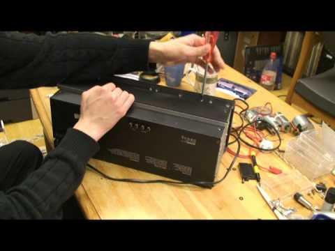 Tandberg TCD 3034 drive belts replacement part 1