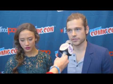 The Magicians' Jason Ralph on His Character Quentin Clearwater's Doucheyness