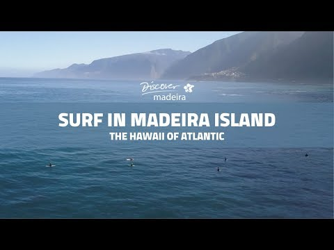 Surf in Madeira Island