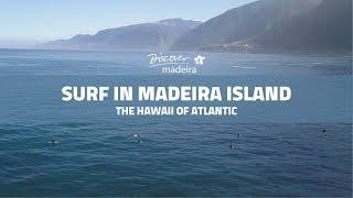 Surf in Madeira Island