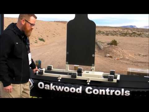 Oakwood Controls H-Bar Target System