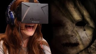 This Oculus Rift Game Will Scare the Crap Out Of You | Mashable